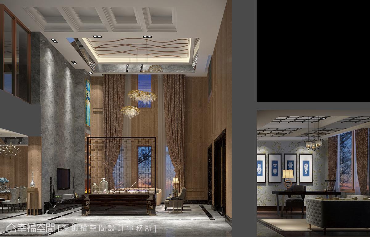 海納百川的歐風大宅 盡現貴族的低調奢華