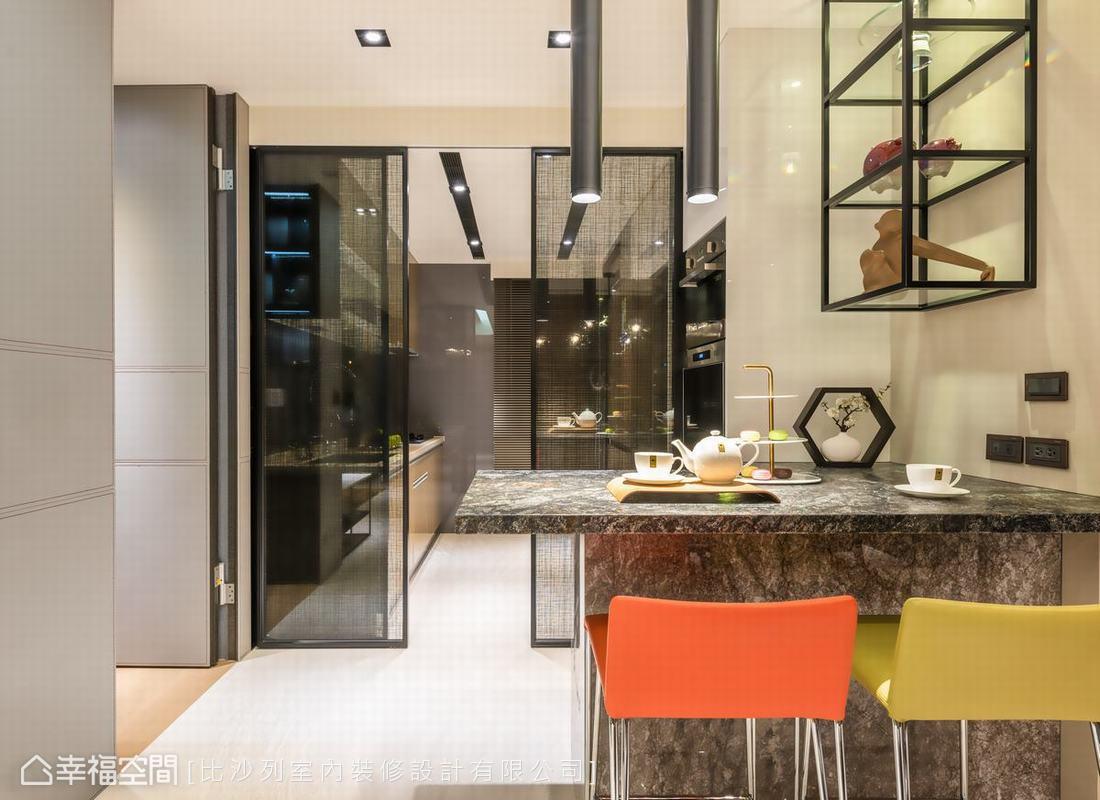 現代風格 標準格局 老屋翻新 比沙列室內裝修設計有限公司