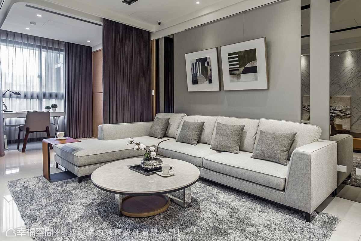 現代風格實品/樣品屋新成屋比沙列室內裝修有限公司