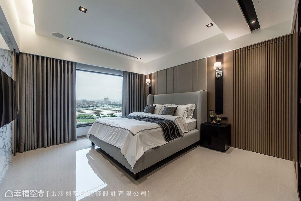 現代風格 標準格局 新成屋 比沙列室內裝修有限公司