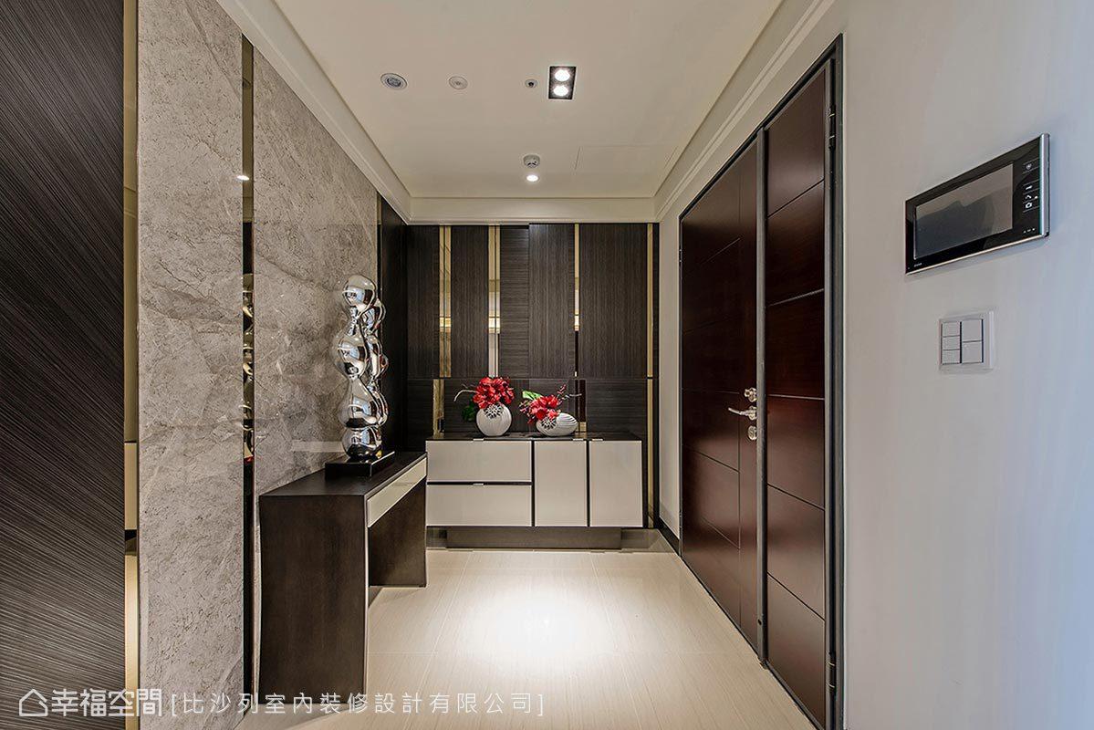 現代風格 大坪數 新成屋 比沙列室內裝修有限公司