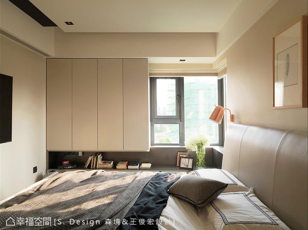 現代風格 標準格局 老屋翻新 S. Design 森境&王俊宏室內裝修設計