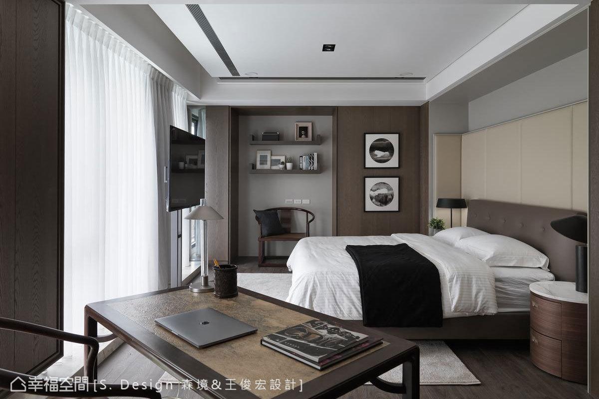現代風格 標準格局 老屋翻新 S. Design 森境&王俊宏設計