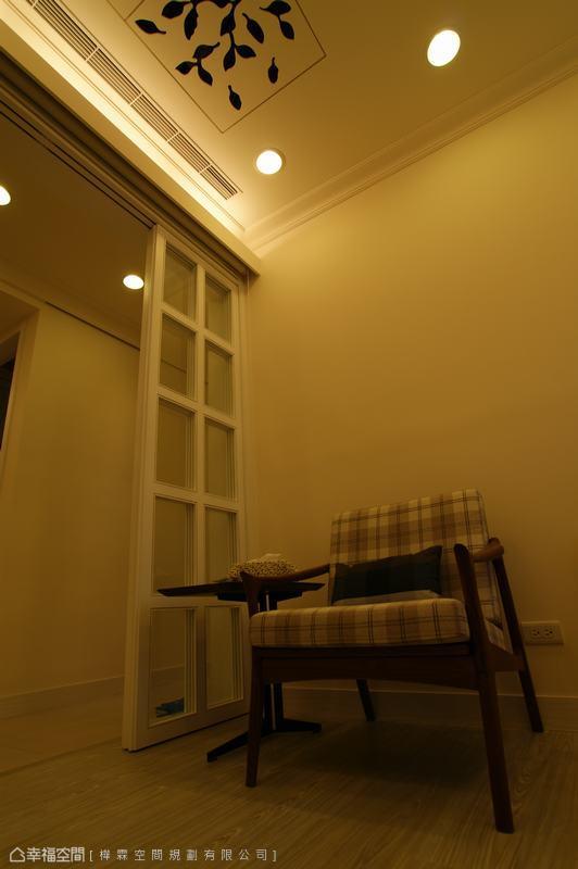 在家也能找到一處不受干擾的角落,猶如置身私人咖啡館。