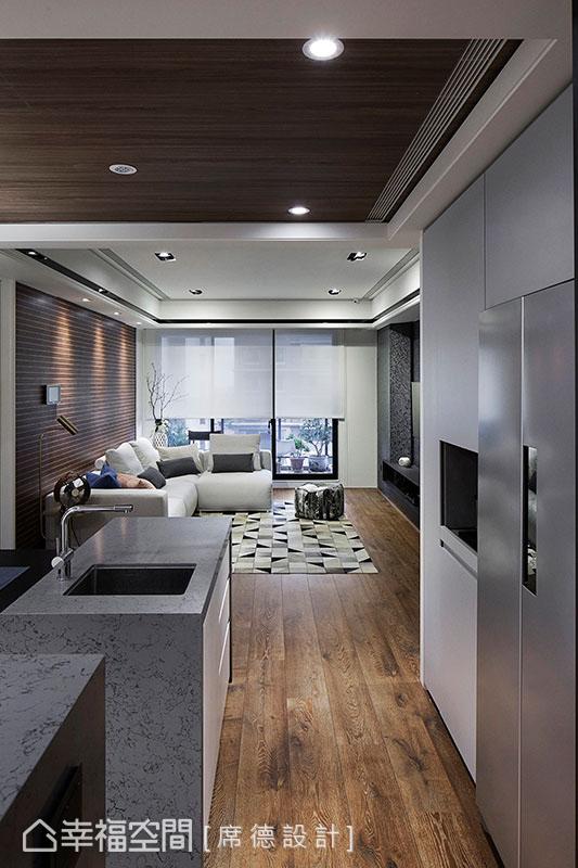現代風格 標準格局 新成屋 席德設計