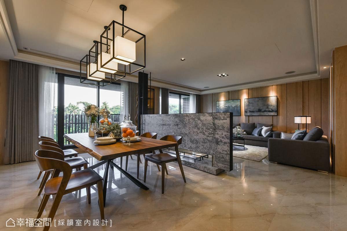 保留原生肌理,透過精采的工藝技術,讓經典款家具自敘質感姿彩。