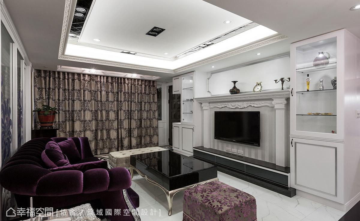 原有三房格局配置的居宅,設計師陳永祥回歸使用者為主角思維,將整體空間改以一加一房為規劃。