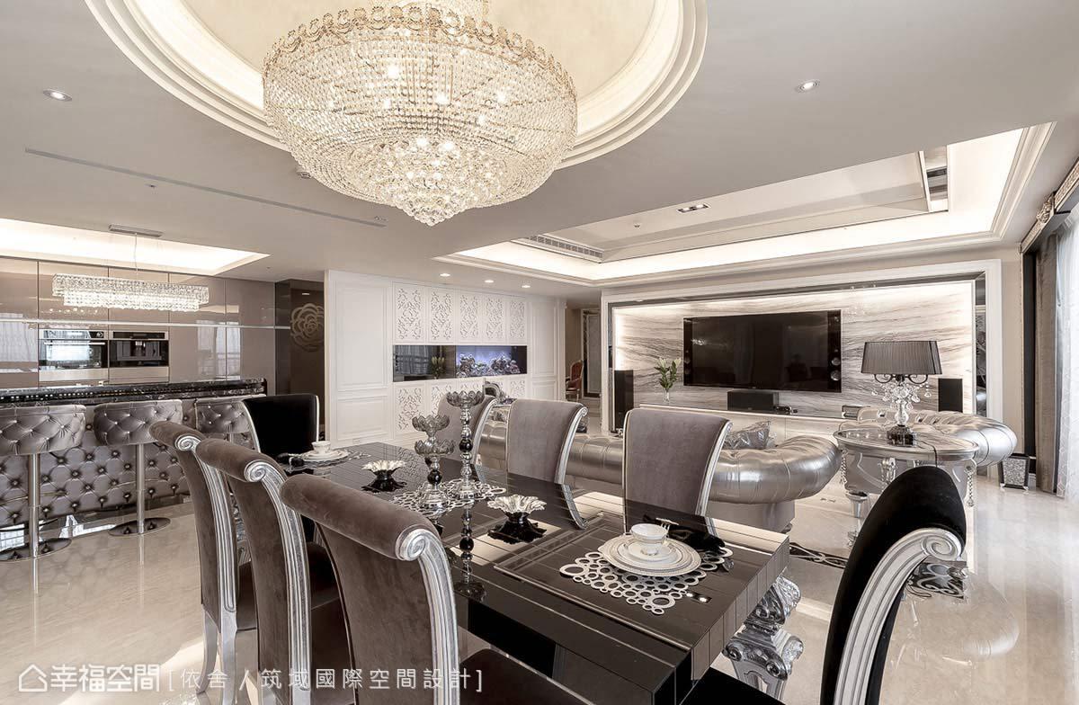 雙客廳~新古典貴族宅(上)