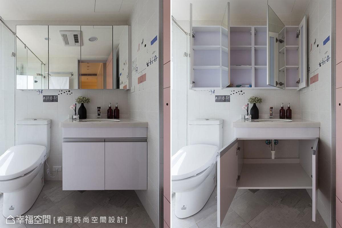 現代風格 標準格局 新成屋 春雨時尚空間設計