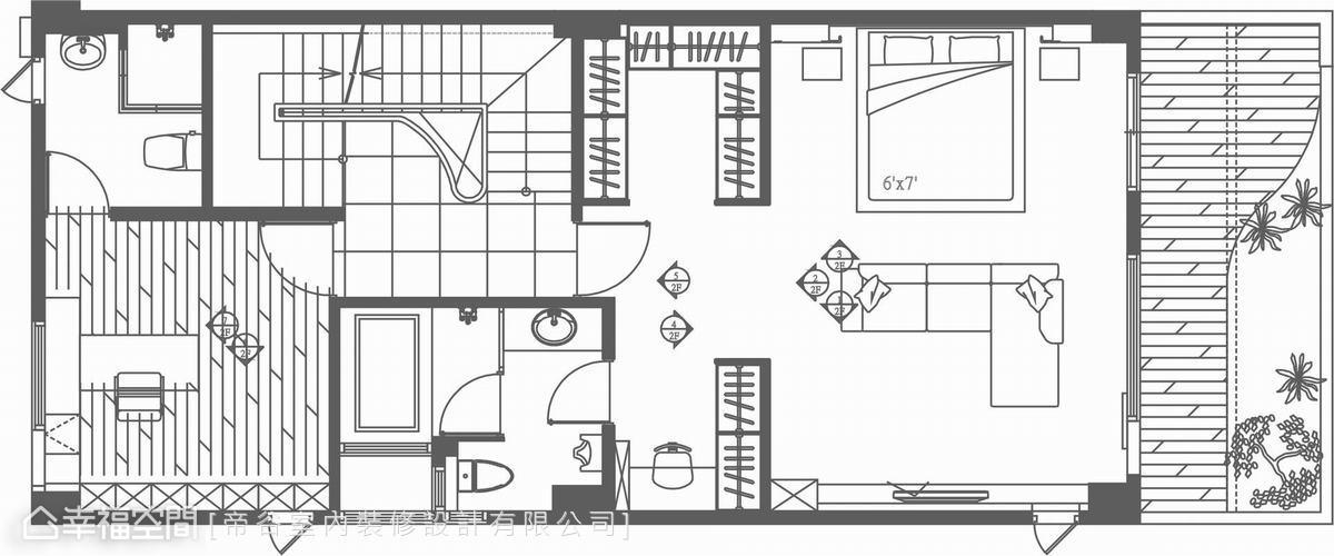2樓平面圖