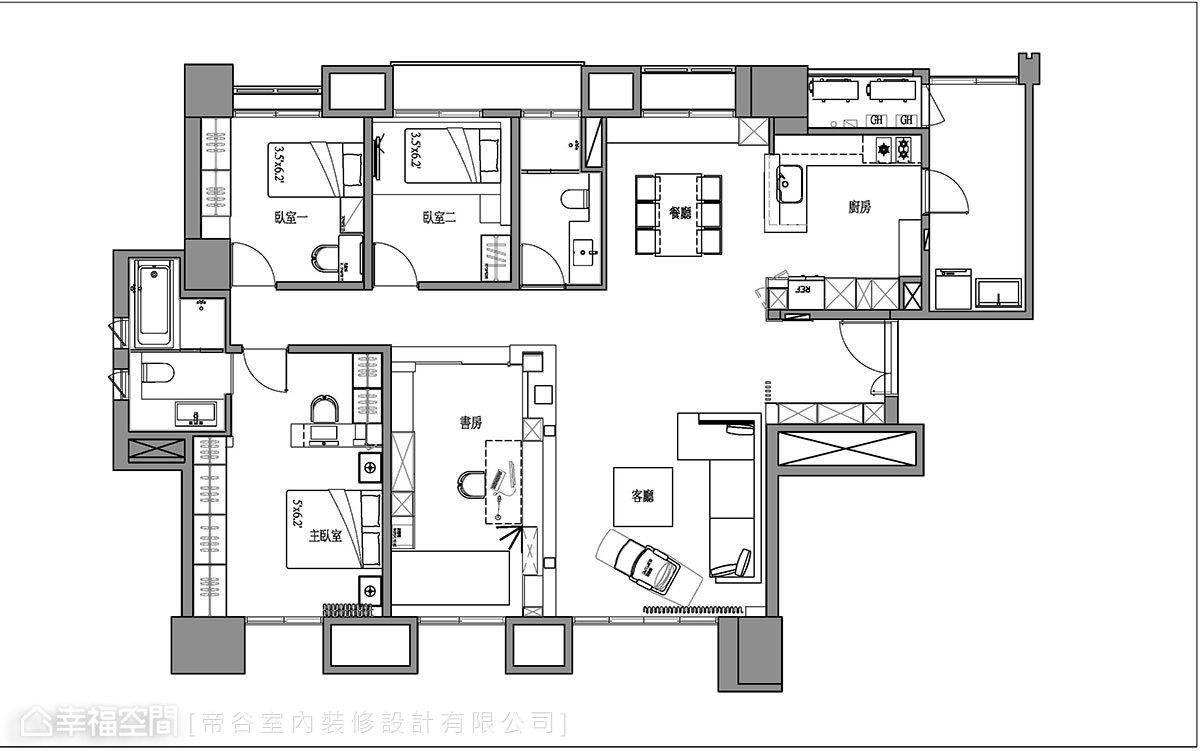 帝谷设计师比例-室内设计:以精工团队微调现高铁的设计图图片