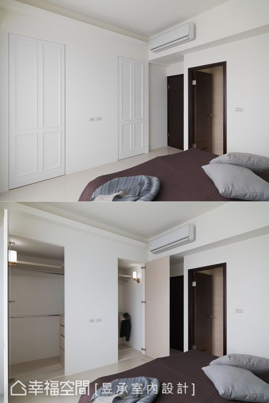 北歐風格 標準格局 新成屋 昱承室內設計