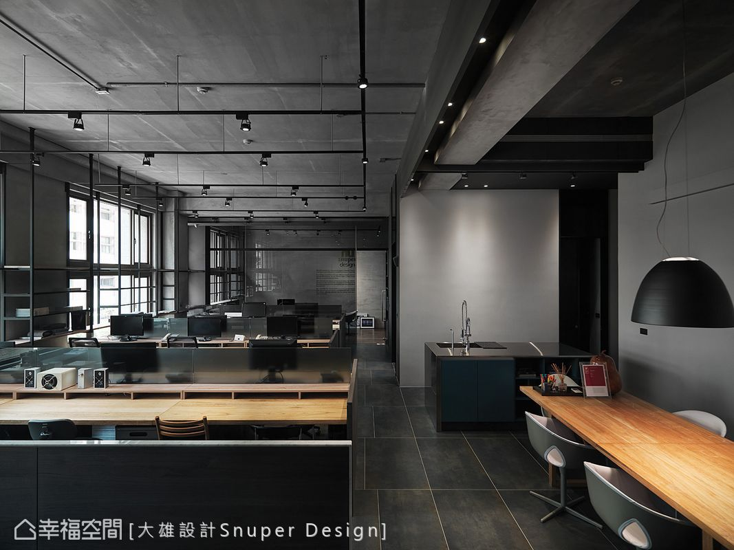 台北大雄設計辦公室 Snuper Deaign Office Taipei HQ