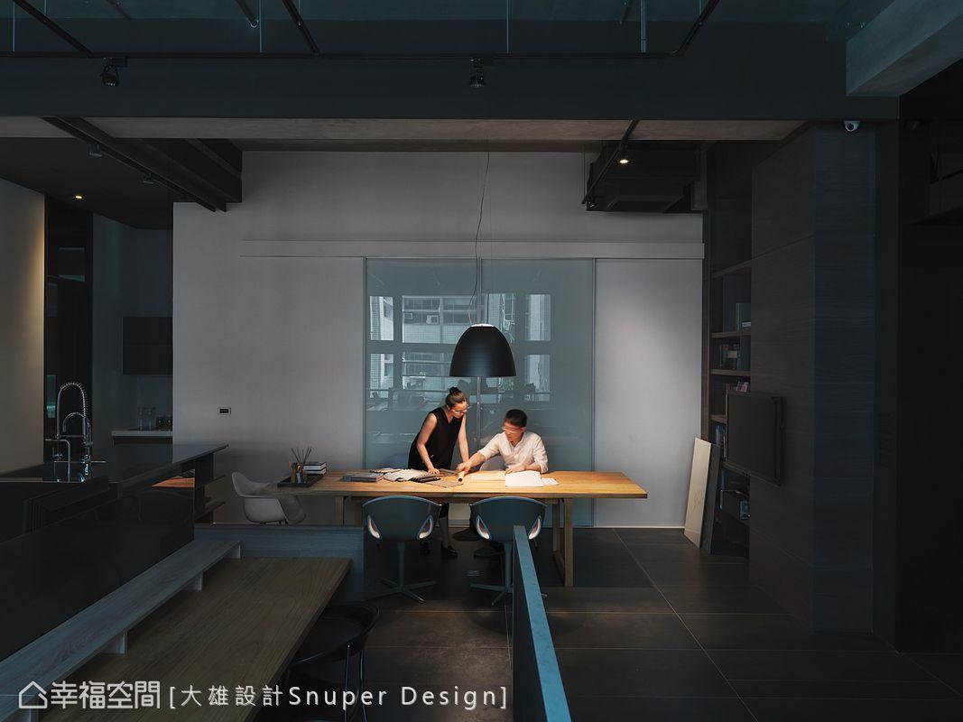 台北大雄設計辦公室 Snuper Deaign Office Taipei HQ