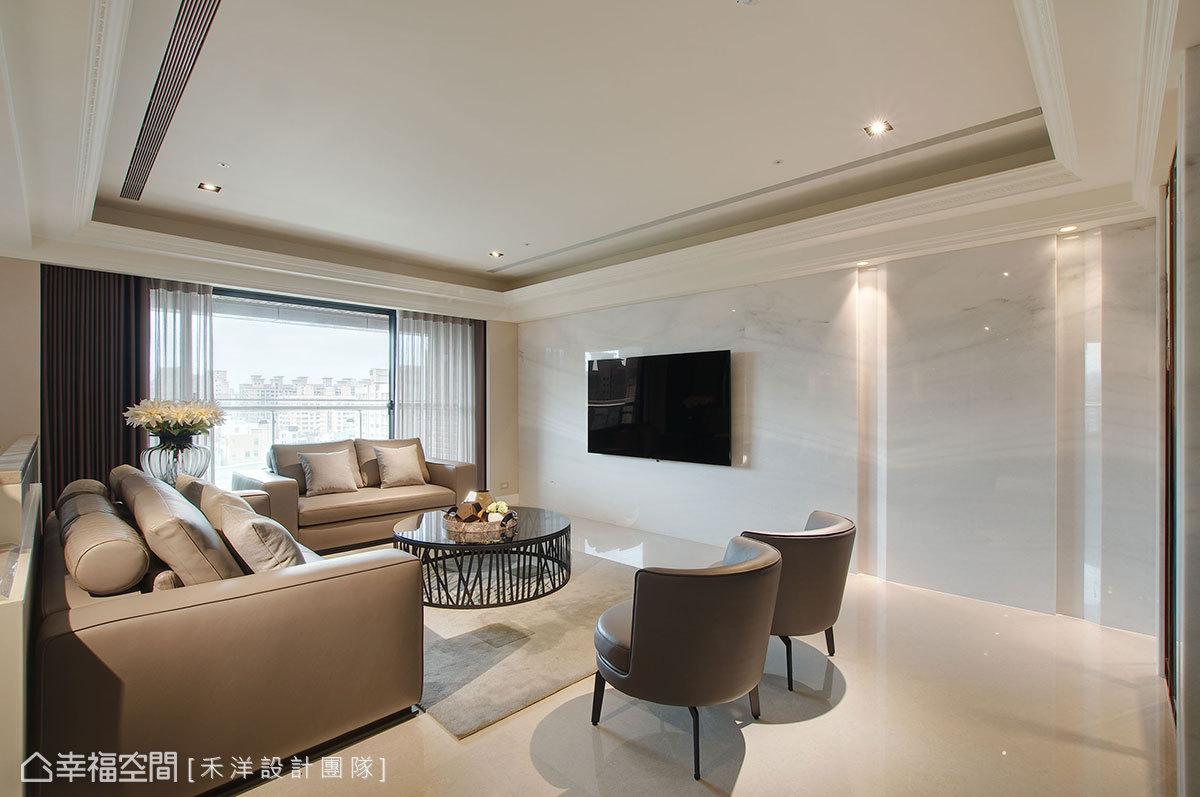 入住設計師的家 現代簡約質感宅