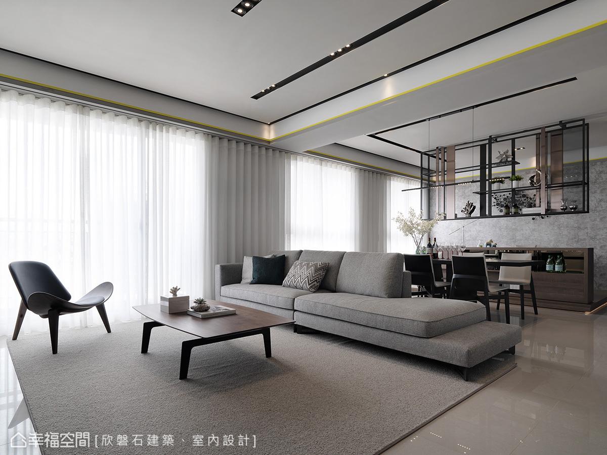 現代風格實品/樣品屋新成屋欣磐石建築、室內設計