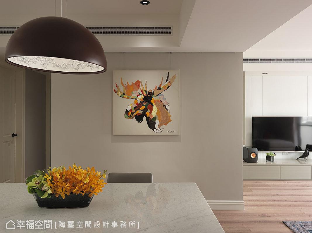 現代風格 標準格局 老屋翻新 陶璽空間設計事務所