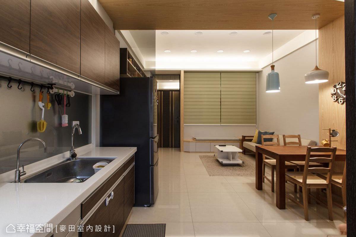 休閒多元 別墅 新成屋 麥田室內設計