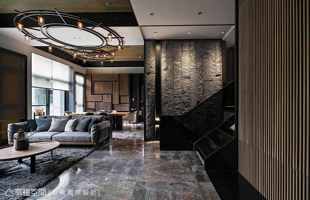 現代風格別墅新成屋惹雅國際設計