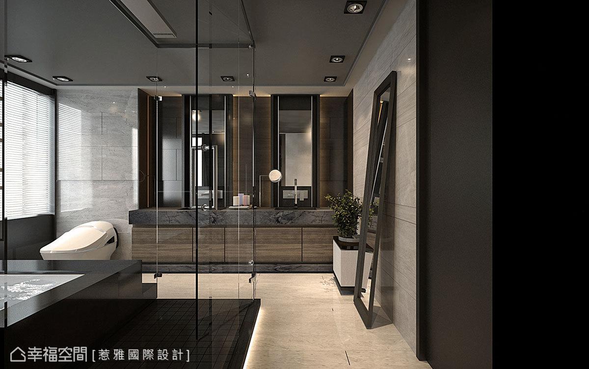 現代風格 別墅  惹雅國際設計