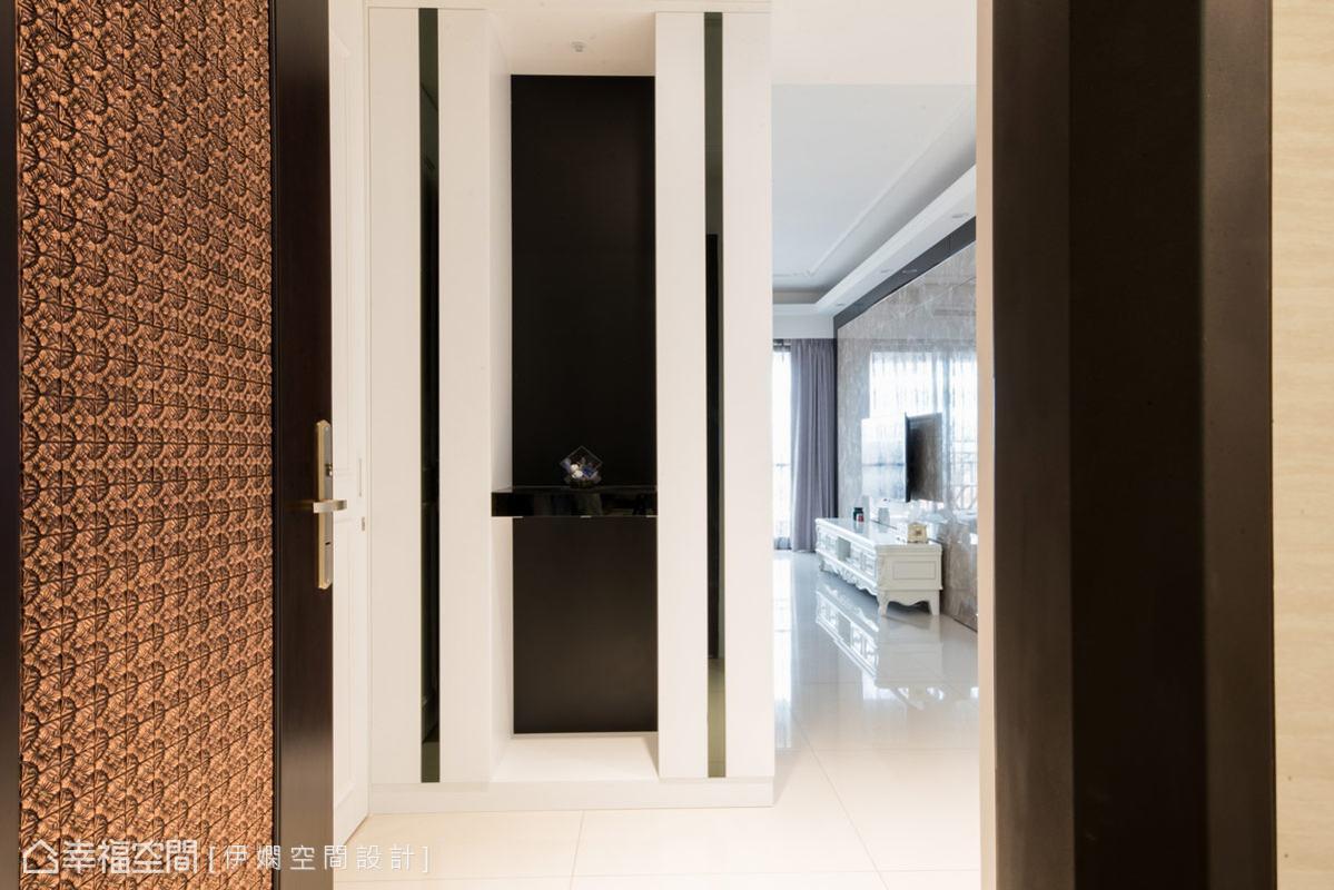 美式風格 小坪數 新成屋 伊嫻空間設計