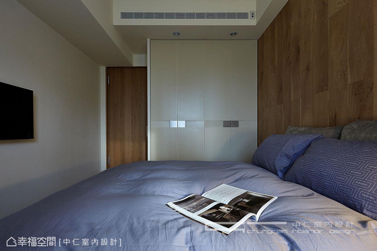 現代風格 大坪數 毛胚屋 中仁室內設計