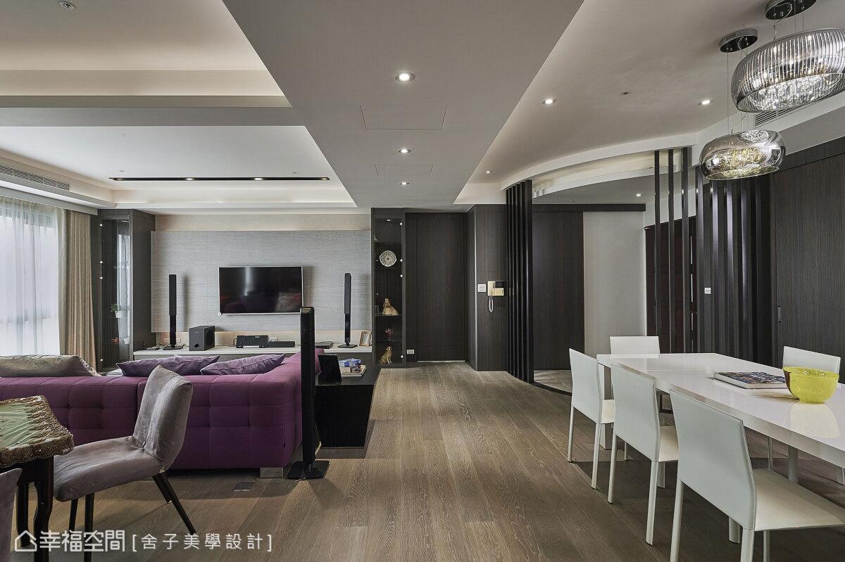 揉合穩重與精緻 打造風格旅店樣貌