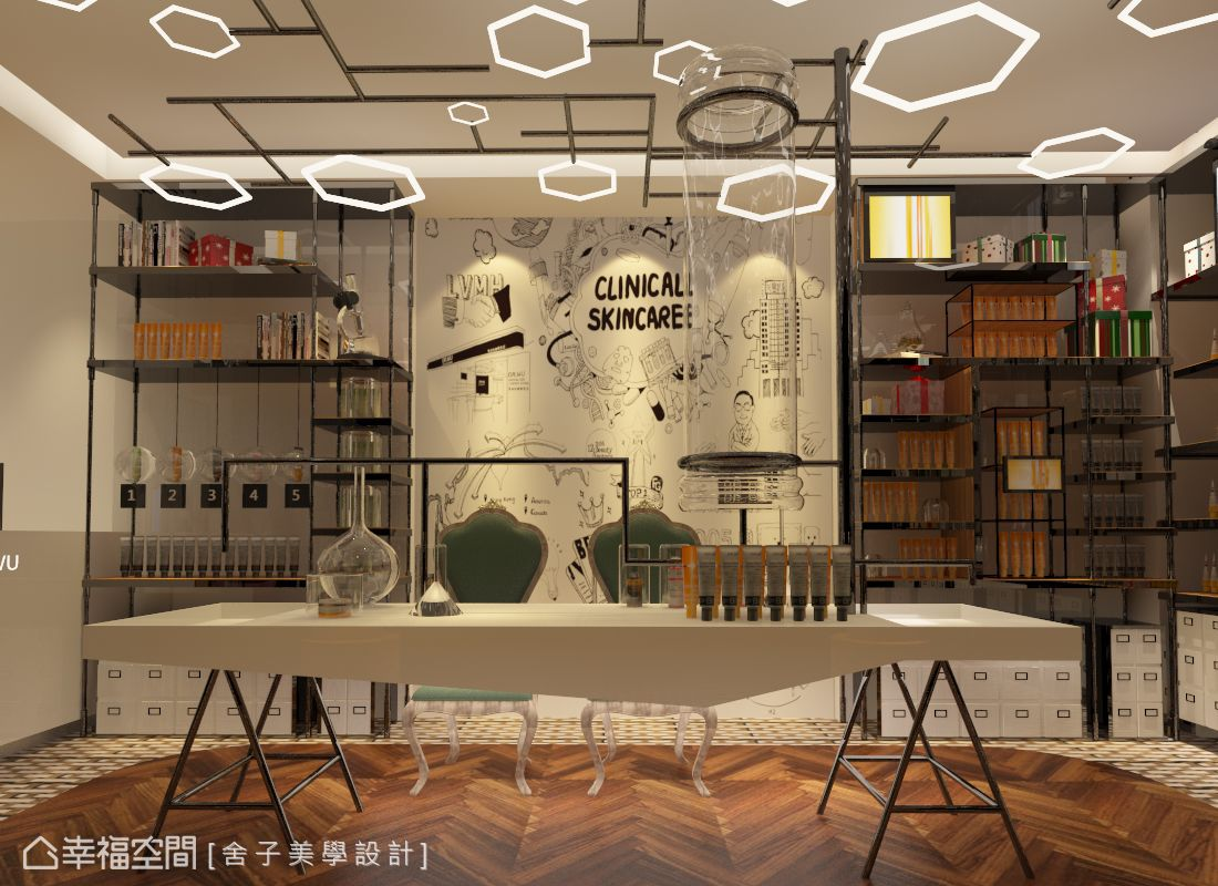 Dr.Wu Show Room
