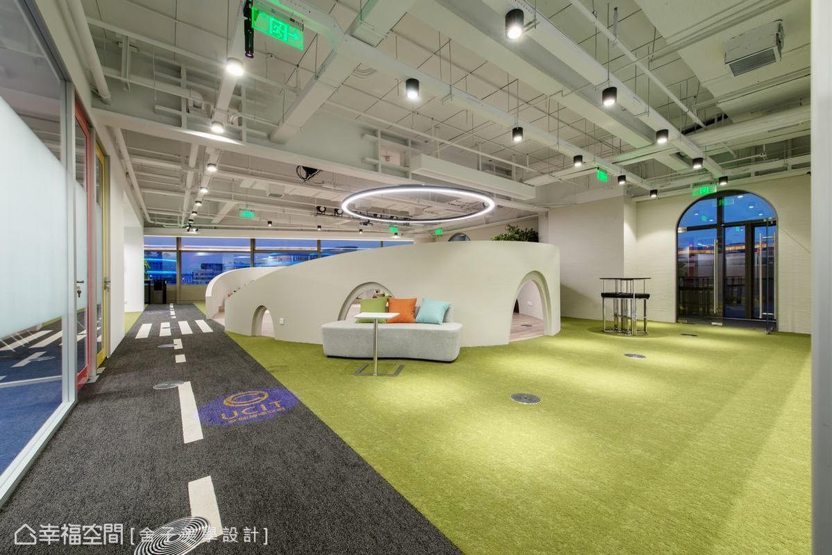 自由之丘/UCIT office