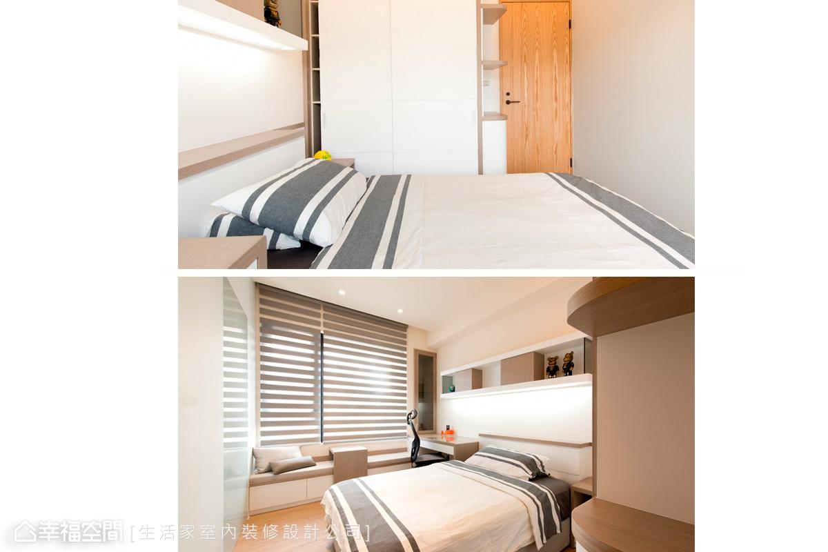宋鸿庆&游政圻-室内设计:家的装修可-:幸私教工作室无限设计图图片