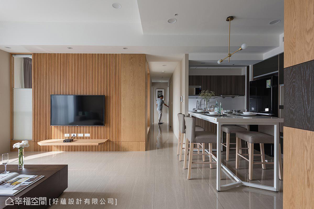 淨、透、亮 舒適生活宅