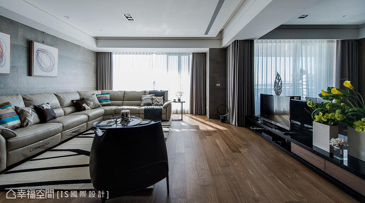化櫃為牆 機能美型形塑飯店風格感