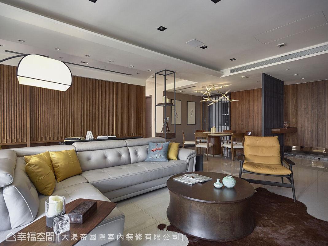 禪風 大坪數 新成屋 大漾帝國際室內裝修有限公司