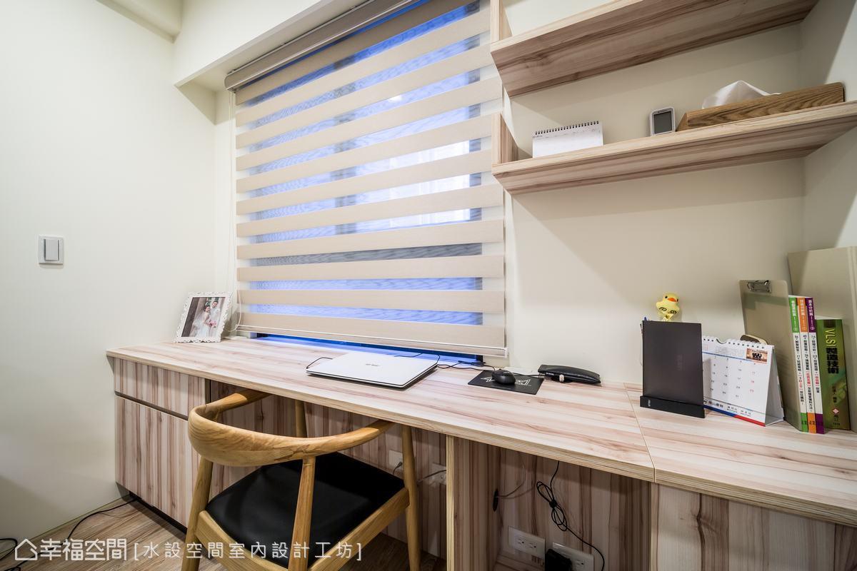 北歐風格 標準格局 新成屋 水設空間室內設計工坊