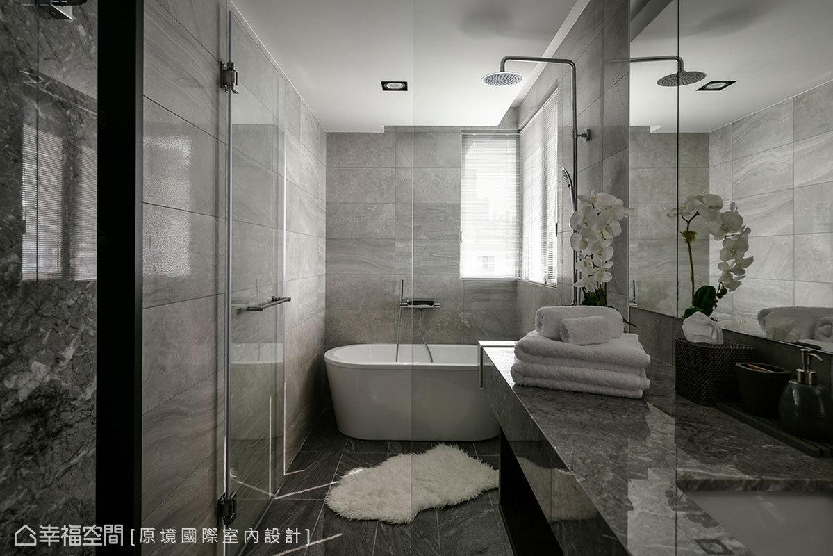 現代風格 標準格局 新成屋 原境國際室內設計