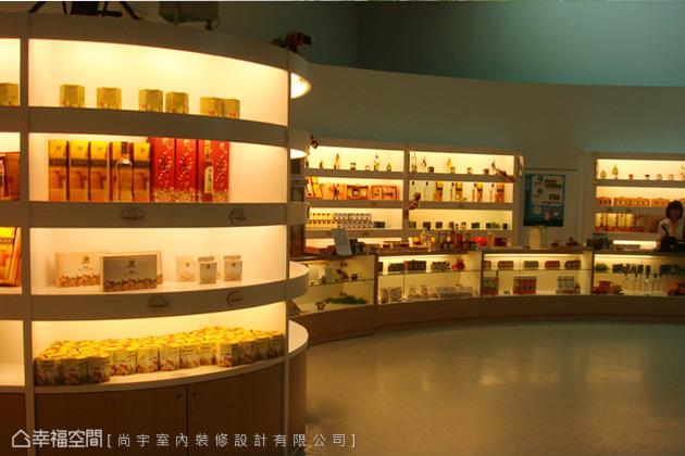 一系列參觀行程結束後,豐富的蜂蜜相關製品,相信會成為遊客最佳的伴手禮。