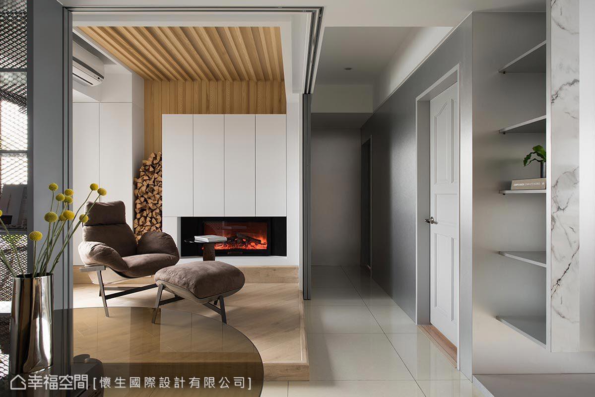 北歐風格標準格局新成屋懷生國際設計有限公司
