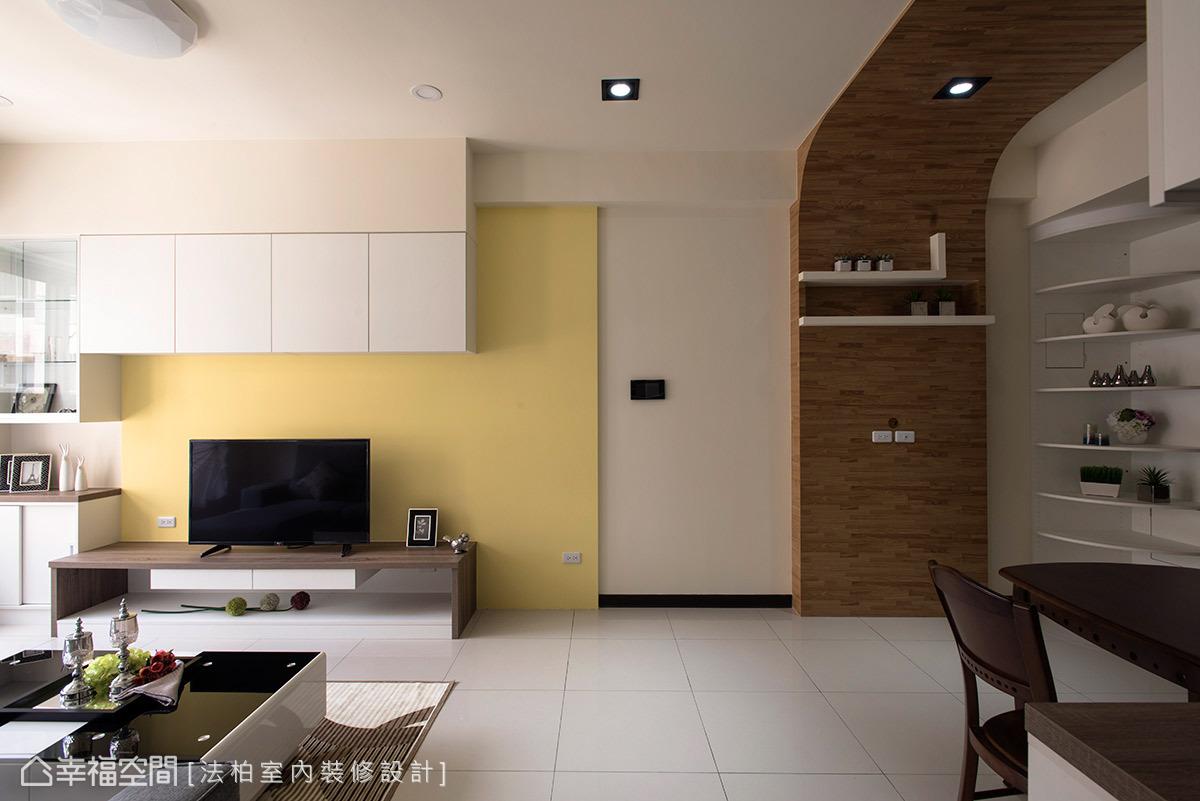 北歐風格 標準格局 新成屋 法柏室內裝修設計