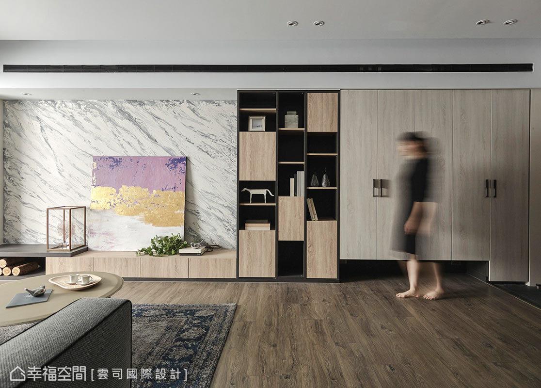 北歐風格標準格局新成屋雲司國際設計