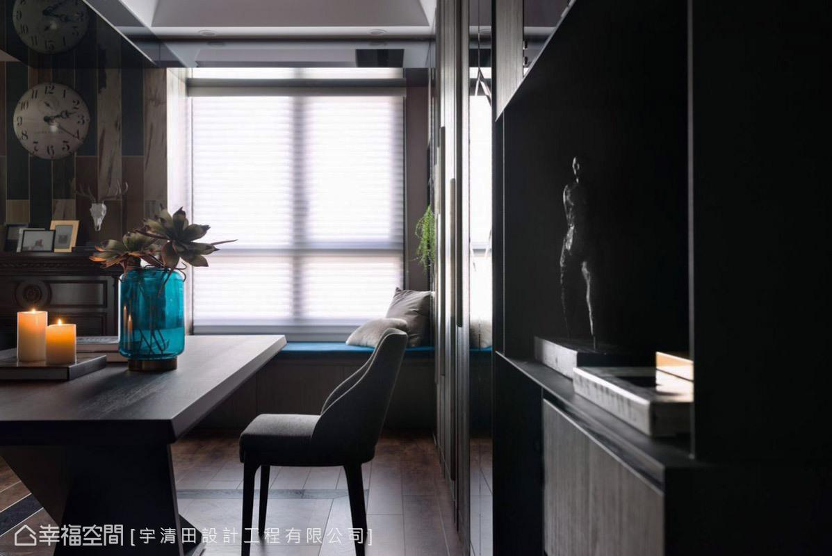 現代風格 標準格局 新成屋 宇清田設計工程有限公司