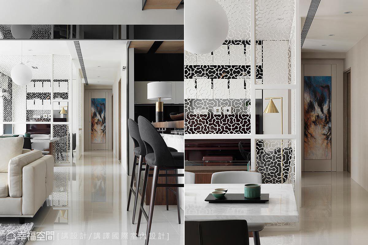 現代風格 大坪數 新成屋 講設計/講譯國際室內設計