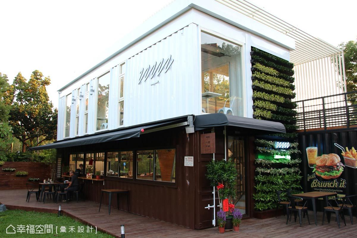文青搶打卡微工業風餐廳