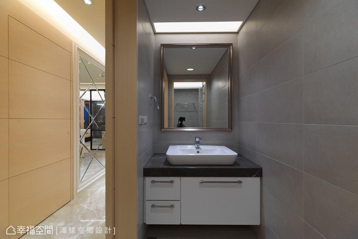 現代風格 標準格局 毛胚屋 鴻樣空間設計