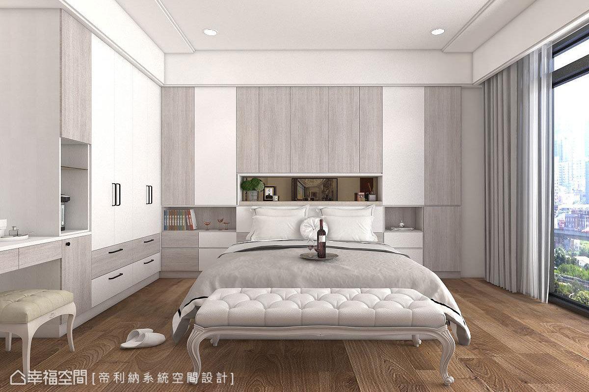 現代風格 別墅 新成屋 帝利納系統空間設計