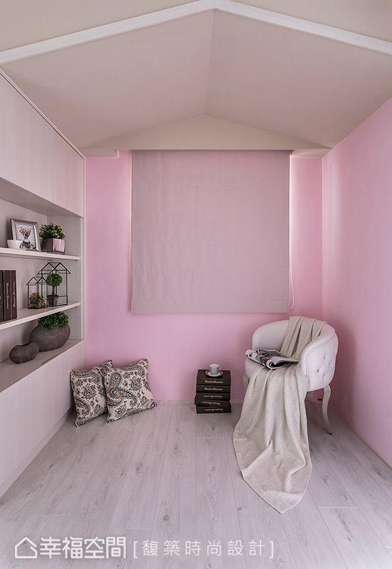 美式風格 小坪數 老屋翻新 馥築時尚室內裝修設計有限公司