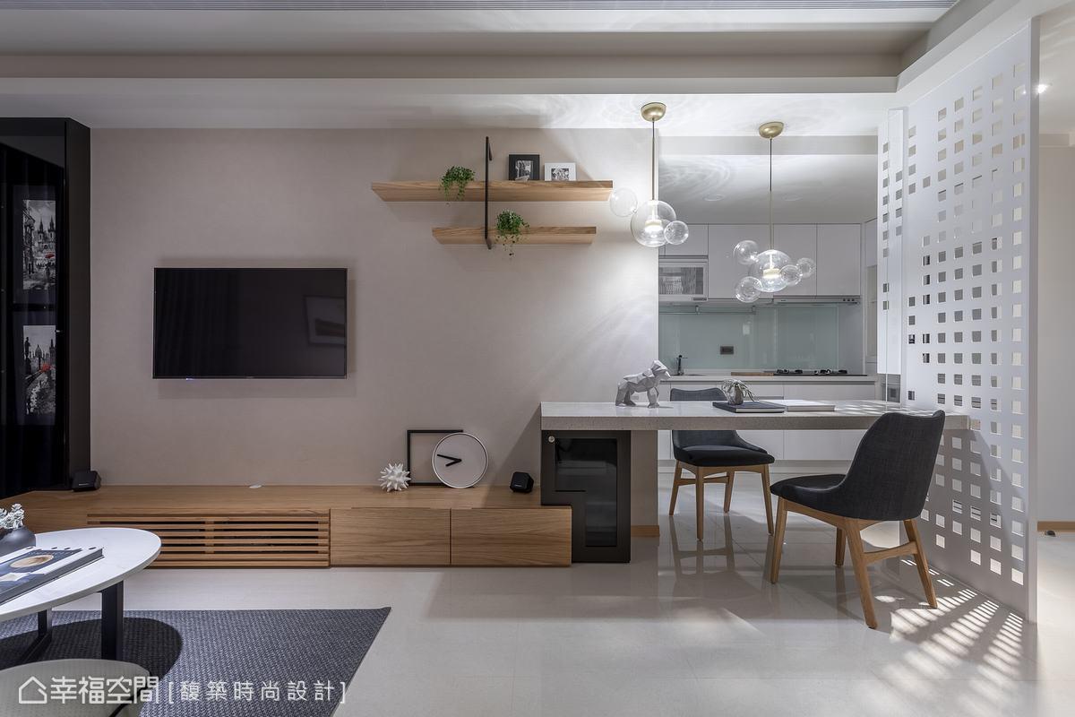 全能小宅設計 17坪擁抱舒適居家生活