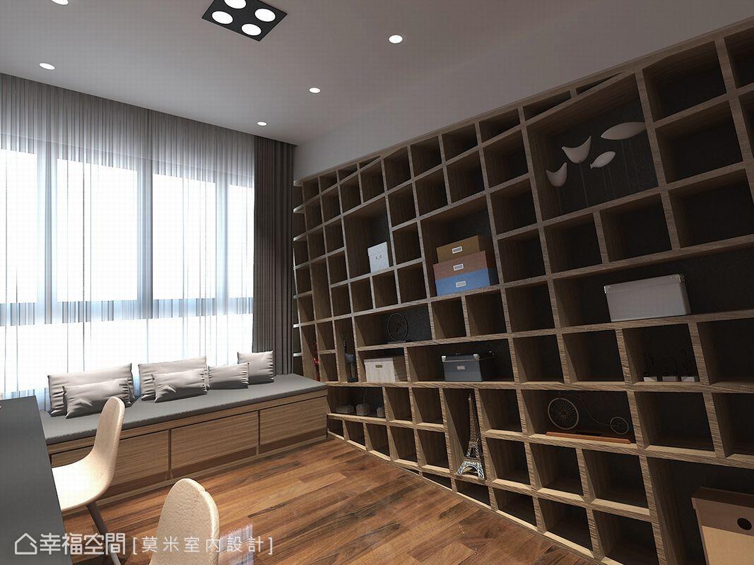 休閒多元 大坪數 新成屋 莫米室內設計