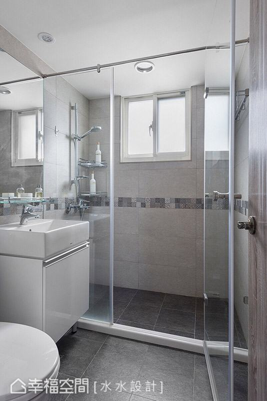 北歐風格 標準格局 老屋翻新 水水設計