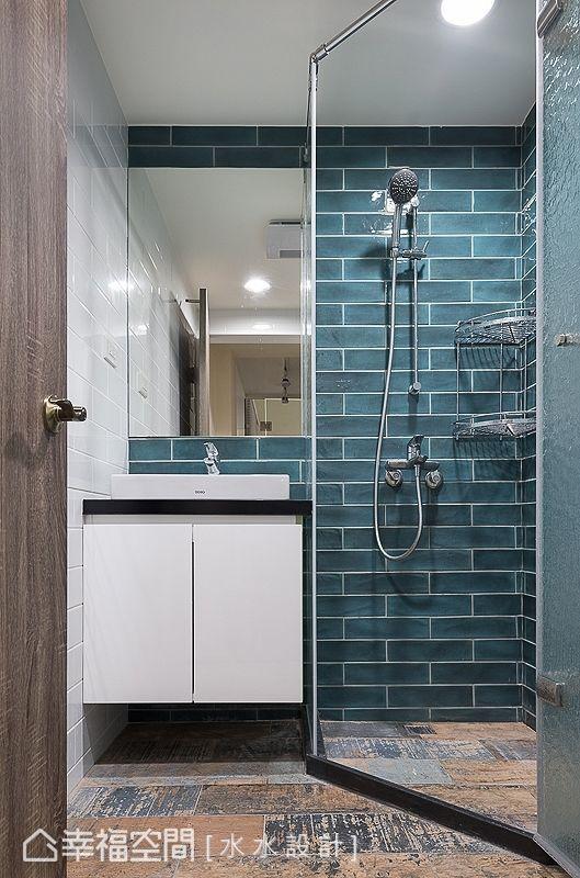 休閒多元 標準格局 老屋翻新 水水設計