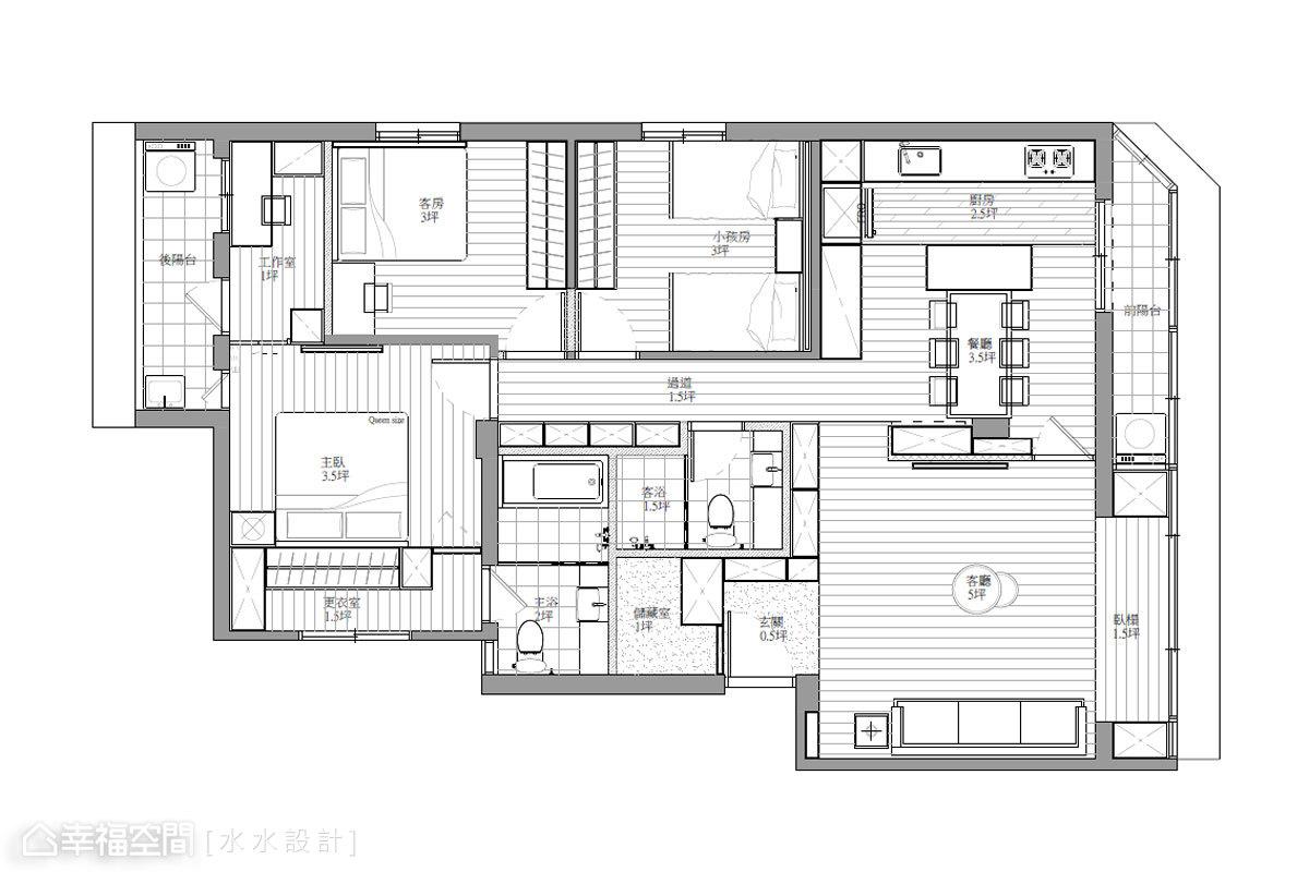 清豫屋景:40年老宅的舒適生活提案